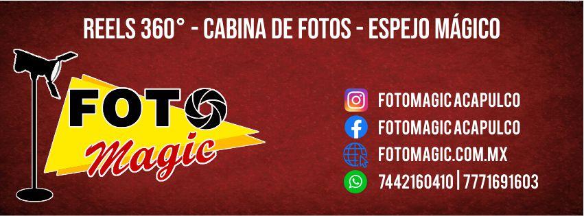 FotoMagic Cabinas de Fotos